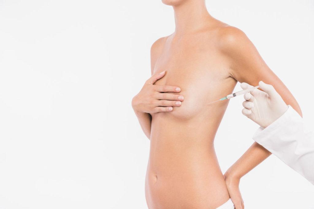 niechirurgiczne alternatywy dla liftingu piersi